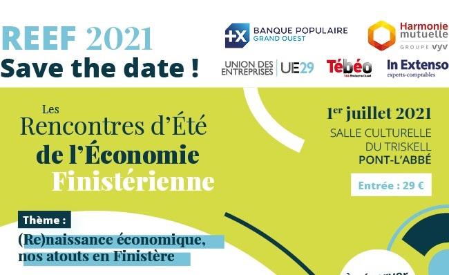Rencontres d'été de l'économie Finistérienne 2021